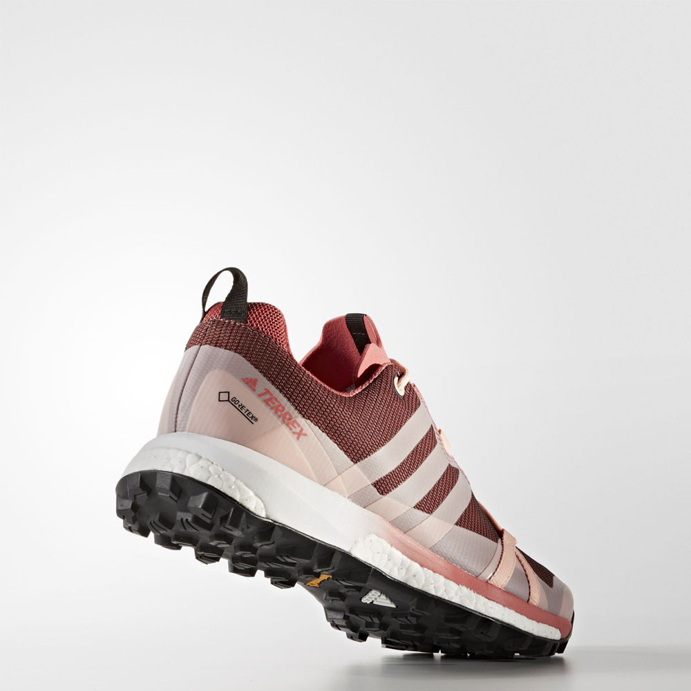 Adidas Terrex Agravic Mujer Único Adidas Terrex Agravic Mujer Rosa Gore Tex Impermeable Of 44  Brillante Adidas Terrex Agravic Mujer