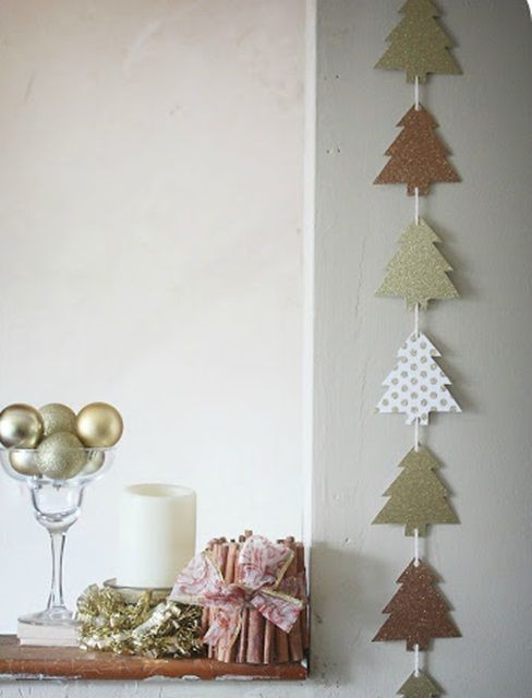 Adornos De Pared originales Innovador Diy Navidad Ideas Simples Para Decorar Of Adornos De Pared originales Encantador Decoración Para Colgar 50 Años Decoración Y Disfraces