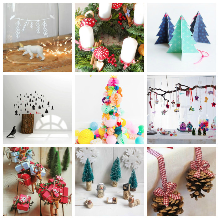 Adornos De Pared originales Magnífico Adornos De Navidad Of Adornos De Pared originales Maravilloso 60 Brillantes Ideas Para Decorar Con Fotos Familiares