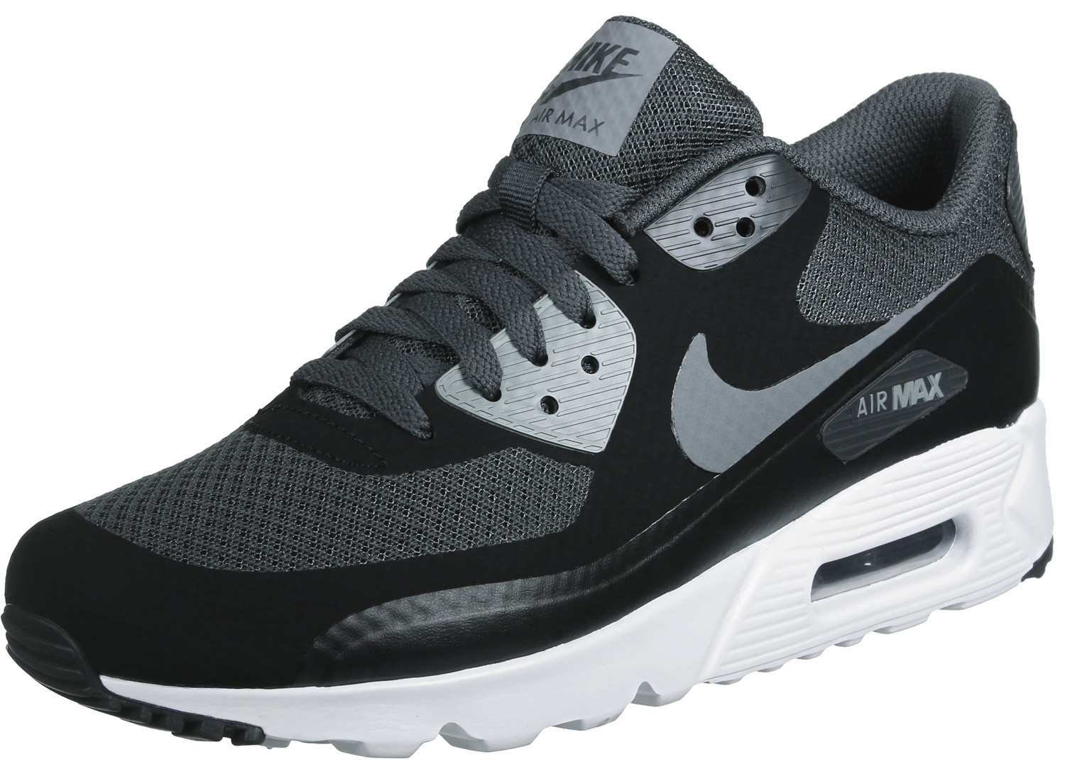 Air Max 90 Essential atractivo Nike Air Max 90 Ultra Essential Schuhe Schwarz Grau Weiß Of 36  Adorable Air Max 90 Essential