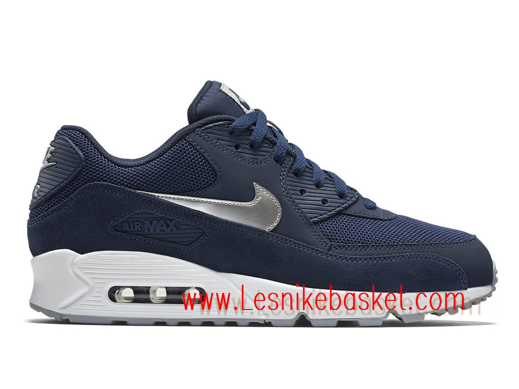 Air Max 90 Essential Impresionante Nike Air Max 90 Essential 411 Midnight Navy Men´s Of 36  Adorable Air Max 90 Essential