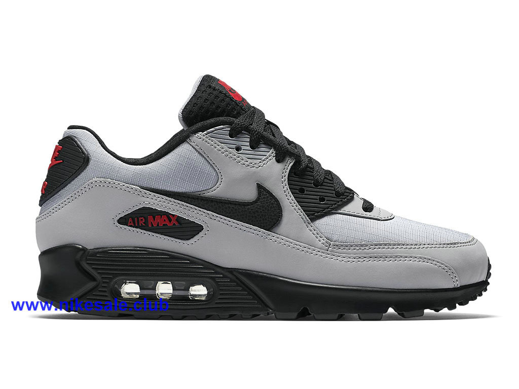 Air Max 90 Essential Maravilloso Nike Air Max 90 Essential Men´s Shoes Grey Black Of 36  Adorable Air Max 90 Essential