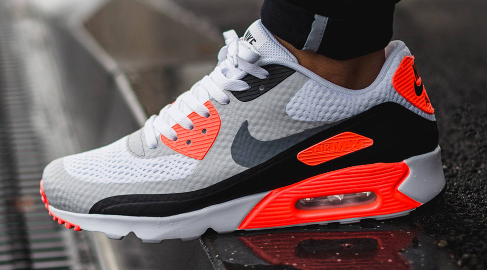nike air max 90 ultra essential infrared