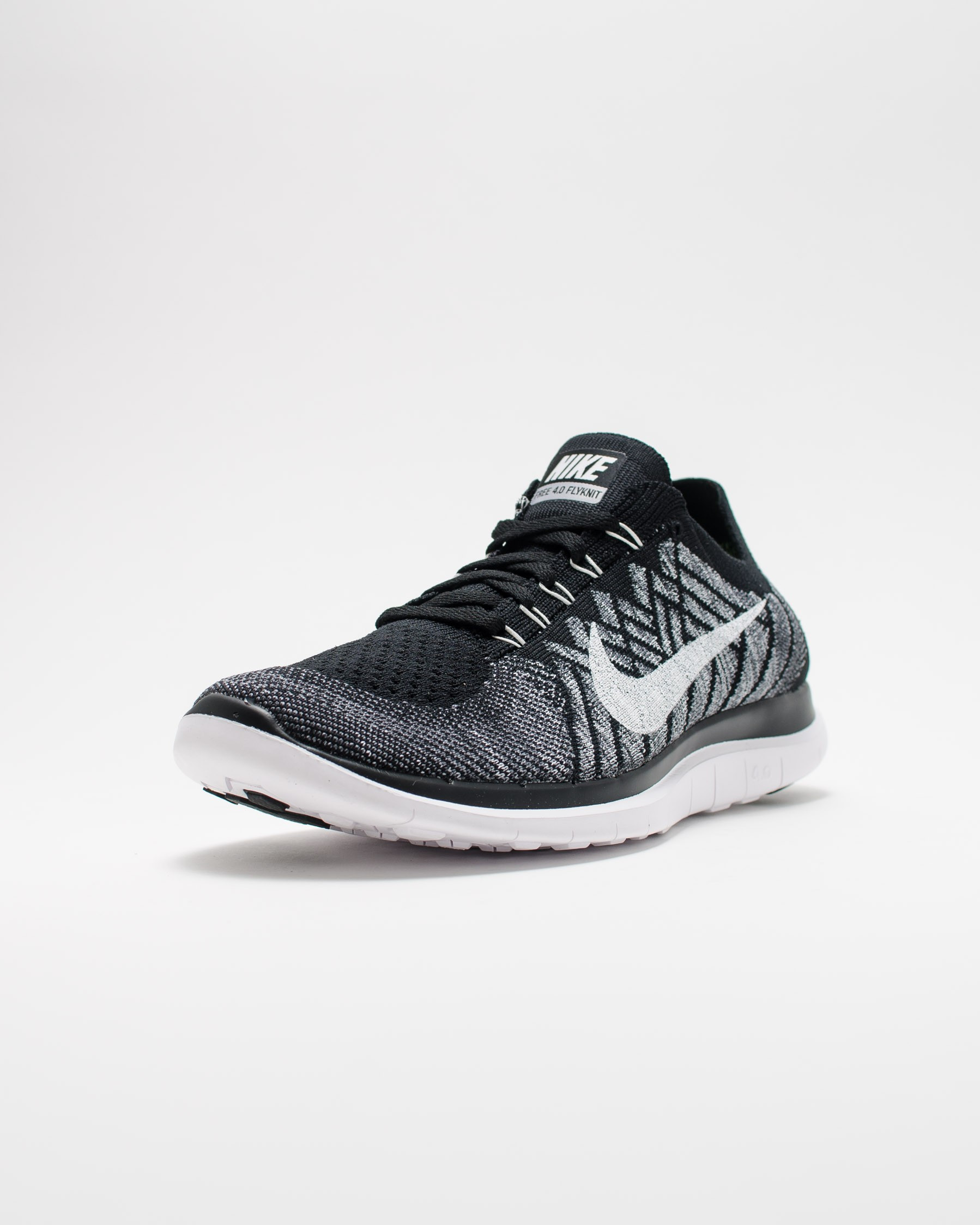 Bambas Nike Negras Mujer Increíble Nike Free 4 0 Flyknit V2 Mujer Hombre Negras Gris Lobo Of 31  Magnífico Bambas Nike Negras Mujer