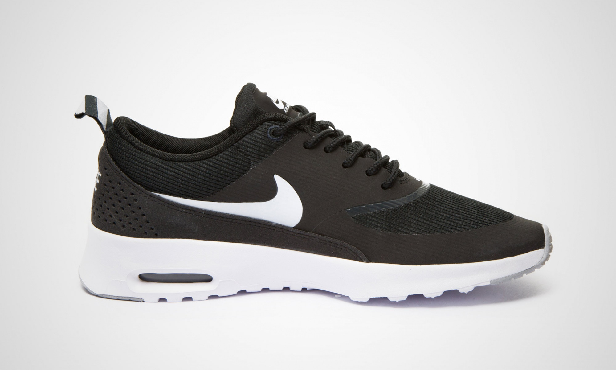Bambas Nike Negras Mujer Magnífico Nike Air Max thea Mujer Hombre Negras Gris Lobo Of 31  Magnífico Bambas Nike Negras Mujer