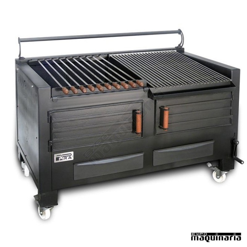 Barbacoa Gas Y Carbon Arriba Barbacoa Carbon Hierro Fundido Arbbq Multif Barbacoa Of 38  Gran Barbacoa Gas Y Carbon