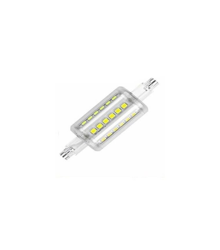 Bombilla Led R7s 78mm Fresco Bombilla Led R7s 5w 360º 78mm Of 32  Nuevo Bombilla Led R7s 78mm