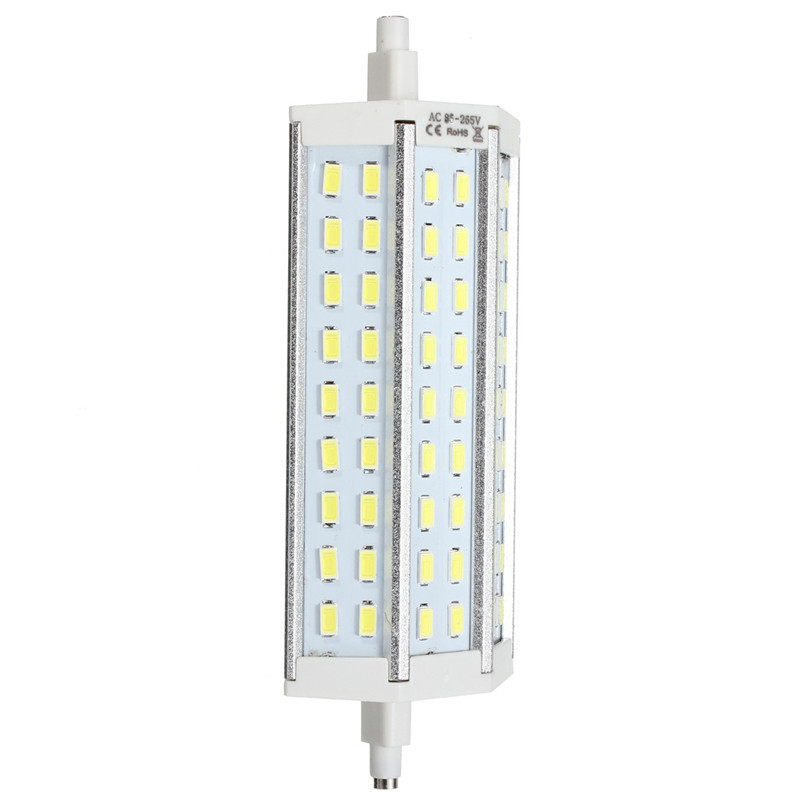R7S 20W Dimmable Bright LM Led Bulb Flood Light Halogen Lamp Replacement AC 85 265V p