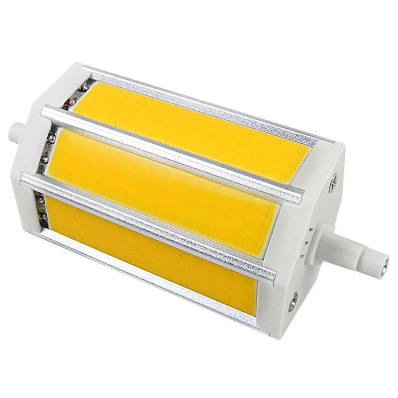 Bombillas Led E14 10w Increíble Bombilla Led R7s 10w Cob 118mm Regulable Ledbox Of 43  Magnífico Bombillas Led E14 10w