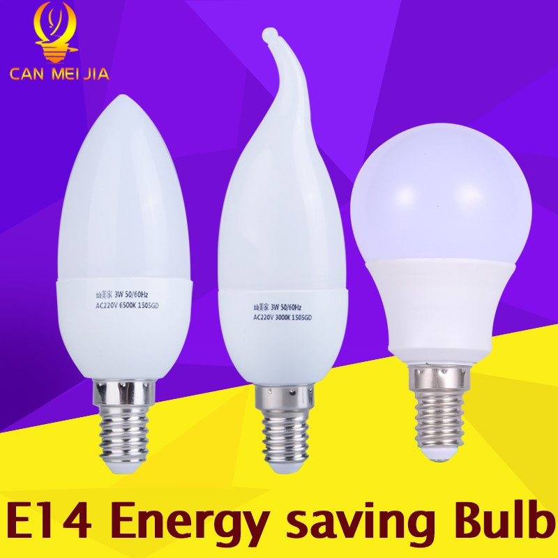 Bombillas Led E14 10w Lujo Aliexpress Buy Canmeijia Led Lamp E14 Candle Bulb Of 43  Magnífico Bombillas Led E14 10w
