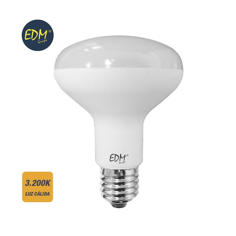 Bombillas Led E14 10w Mejor Prar Bombilla Reflectora Led R80 Smd 10w 810 Lumens E27 Of 43  Magnífico Bombillas Led E14 10w