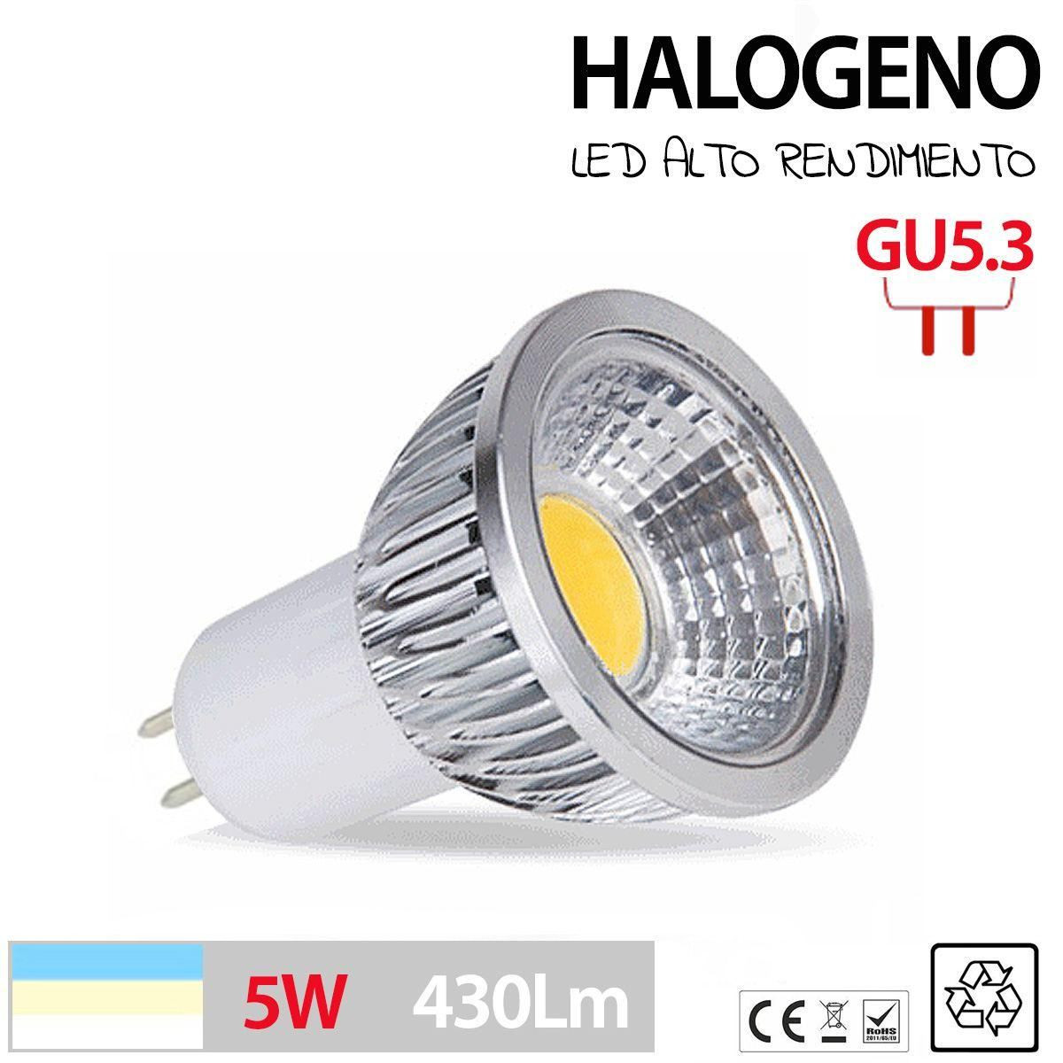 Bombillas Led Gu5 3 Impresionante Halogenos Led Gu10 Gu5 3 Mr16 En 3w 5w 7w Blanco Calido Of 33  Único Bombillas Led Gu5 3