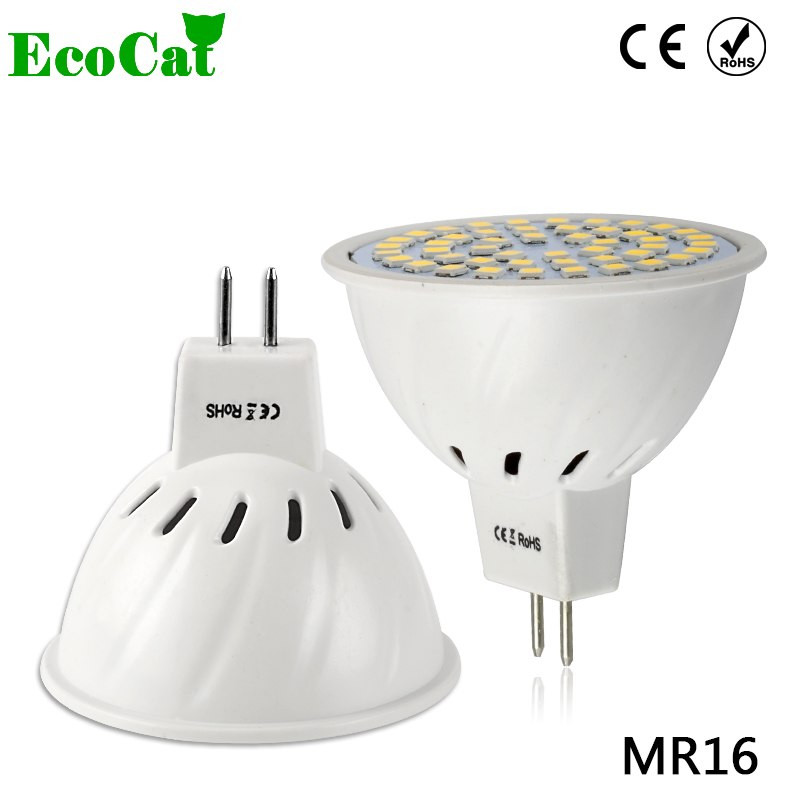 Bombillas Led Gu5 3 Mejor Eco Cat Bright Lampada Led Bulb Mr16 220v 230v Bombillas Of 33  Único Bombillas Led Gu5 3