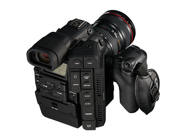 Camara De Video Profesional Contemporáneo Canon Eos C300 Mark Ii Cámara De Vdeo Profesional Con 4k Of 33  Fresco Camara De Video Profesional