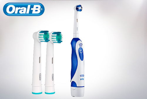 Cepillo Electrico oral B Fresco Cepillo Eléctrico oral B O 4 Repuestos Of Cepillo Electrico oral B Único Braun oral B Vitality Crossaction