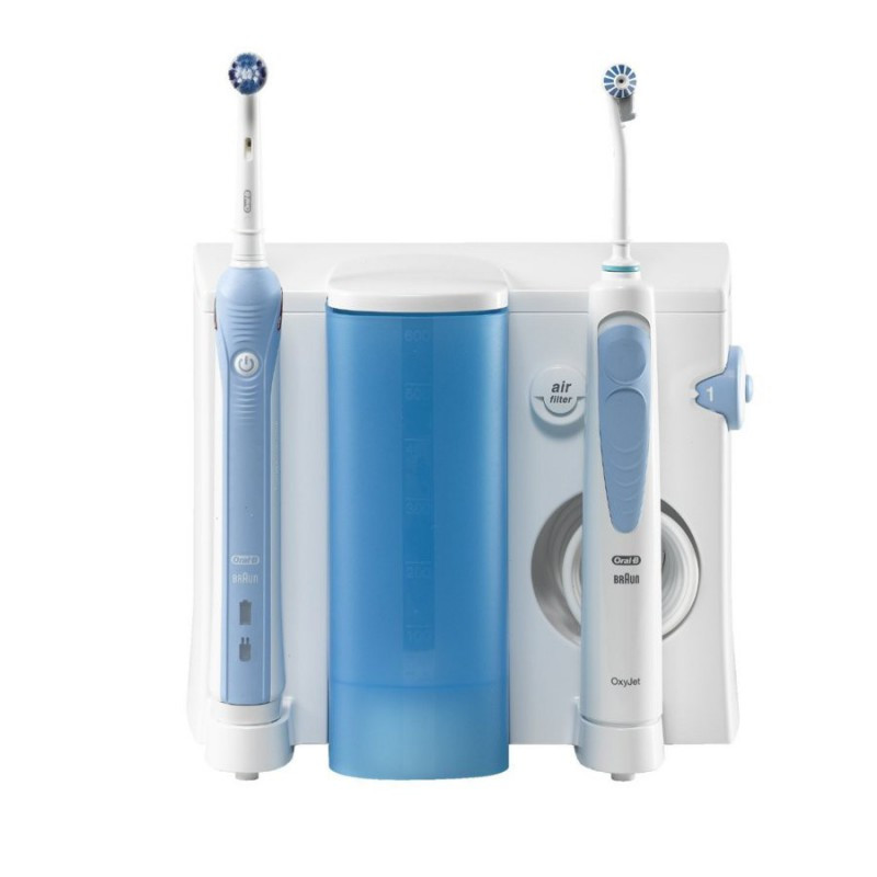 Cepillo Electrico oral B Gran Oxyjet Professional Care Center Irrigador Bucal Cepillo Of Cepillo Electrico oral B Único Braun oral B Vitality Crossaction