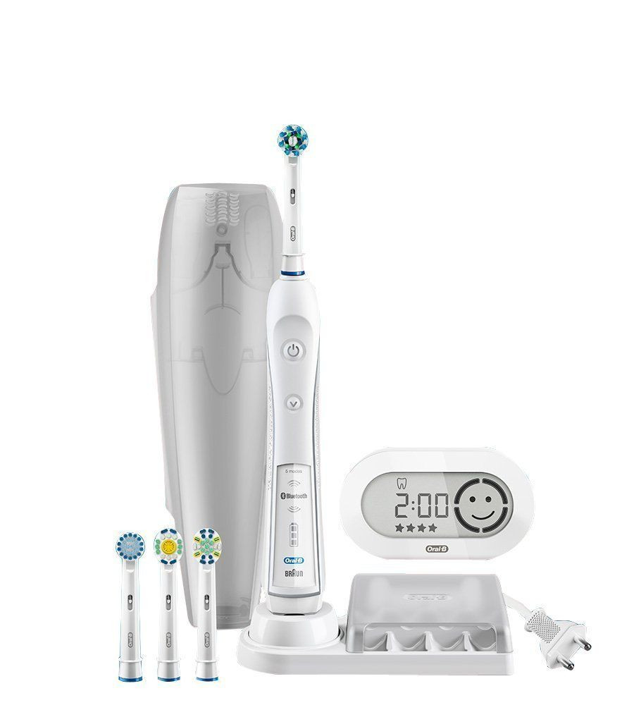 Cepillo Electrico oral B Increíble Análisis De La Gama oral B De Cepillos Eléctricos Of Cepillo Electrico oral B Magnífico oral B Professional 800 Sensitive Clean Cepillo Eléctrico