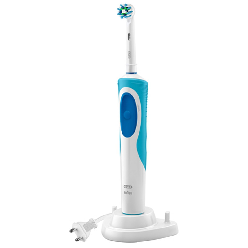 Cepillo Electrico oral B Magnífico Cepillo Dental Eléctrico Braun oral B Vitality Crossaction Of 39  Encantador Cepillo Electrico oral B