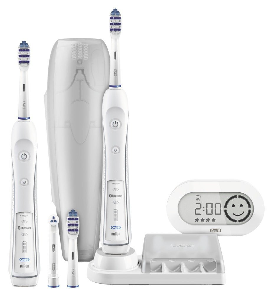 Cepillo Electrico oral B Perfecto Pack De 2 Cepillos oral B Trizone 6500 Of 39  Encantador Cepillo Electrico oral B