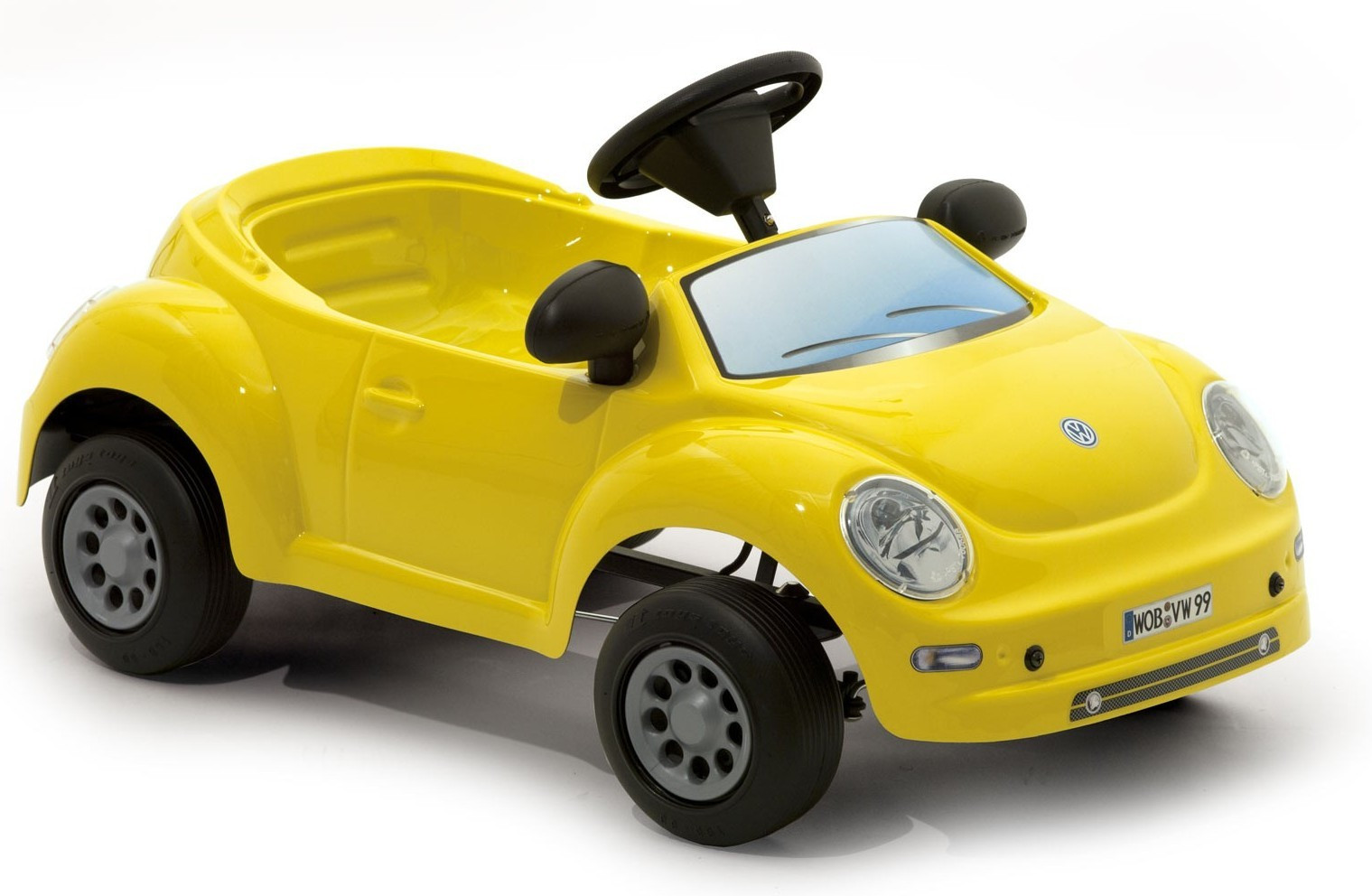 coche a pedales para ninos vw beetle baby