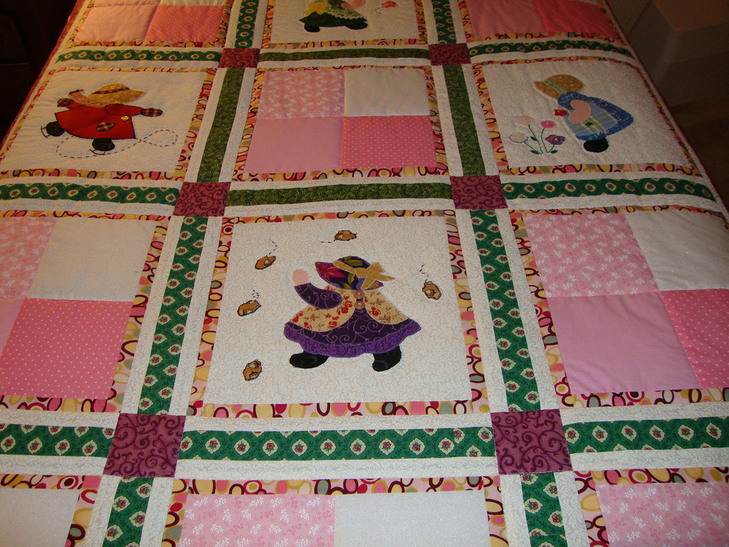Colchas De Patchwork Infantiles Innovador the World S Best S Of Infantil and Sunbonnet Flickr Of 39  Encantador Colchas De Patchwork Infantiles
