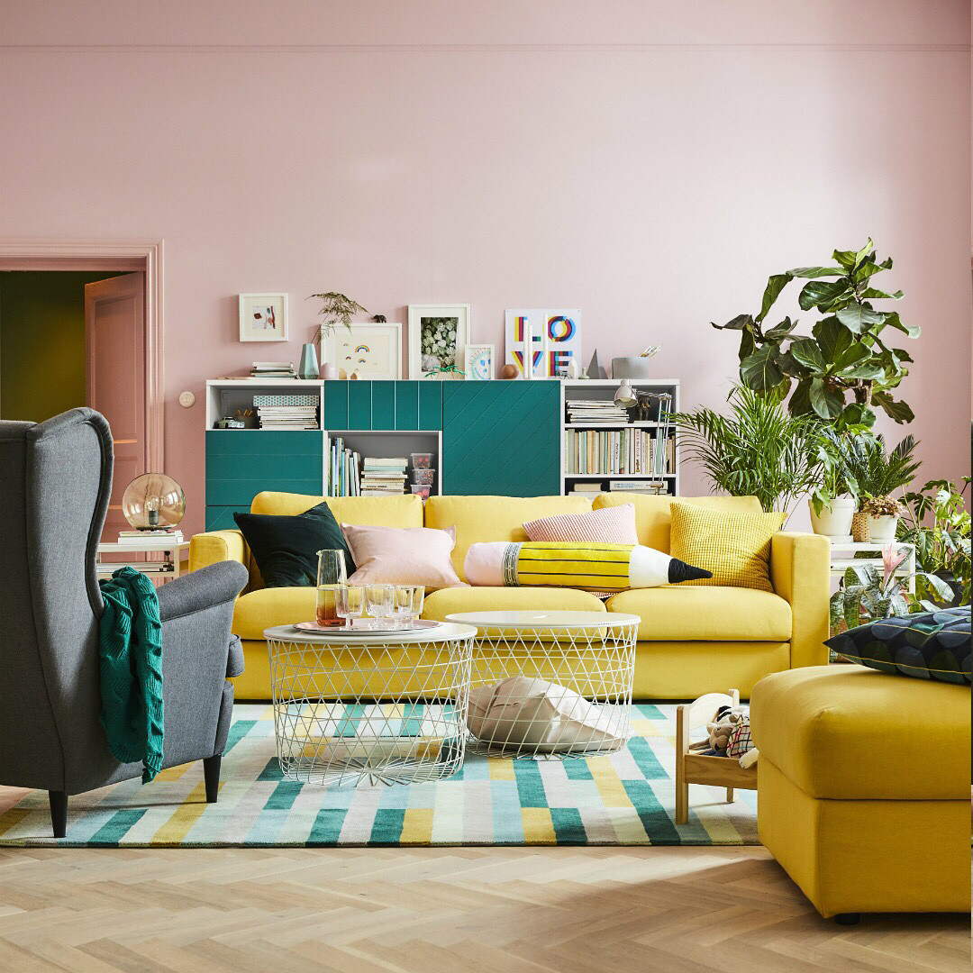 Colores Para Salones 2017 Magnífico the Best Pieces From the New Ikea Catalog Of 35  Lujo Colores Para Salones 2017
