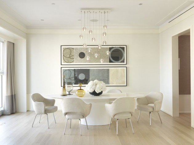 Como Decorar Una Mesa De Comedor Lujo 35 Fotos E Ideas Para Decorar La Mesa Del Edor Of 48  Contemporáneo Como Decorar Una Mesa De Comedor