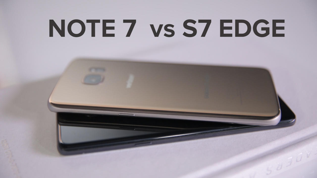 Comprar Galaxy S7 Edge Nuevo Galaxy Note 7 Vs S7 Edge ¿cuál De Los Dos Prar Cnet Of Comprar Galaxy S7 Edge Perfecto Samsung Galaxy S7 Edge Celulares Costa Rica