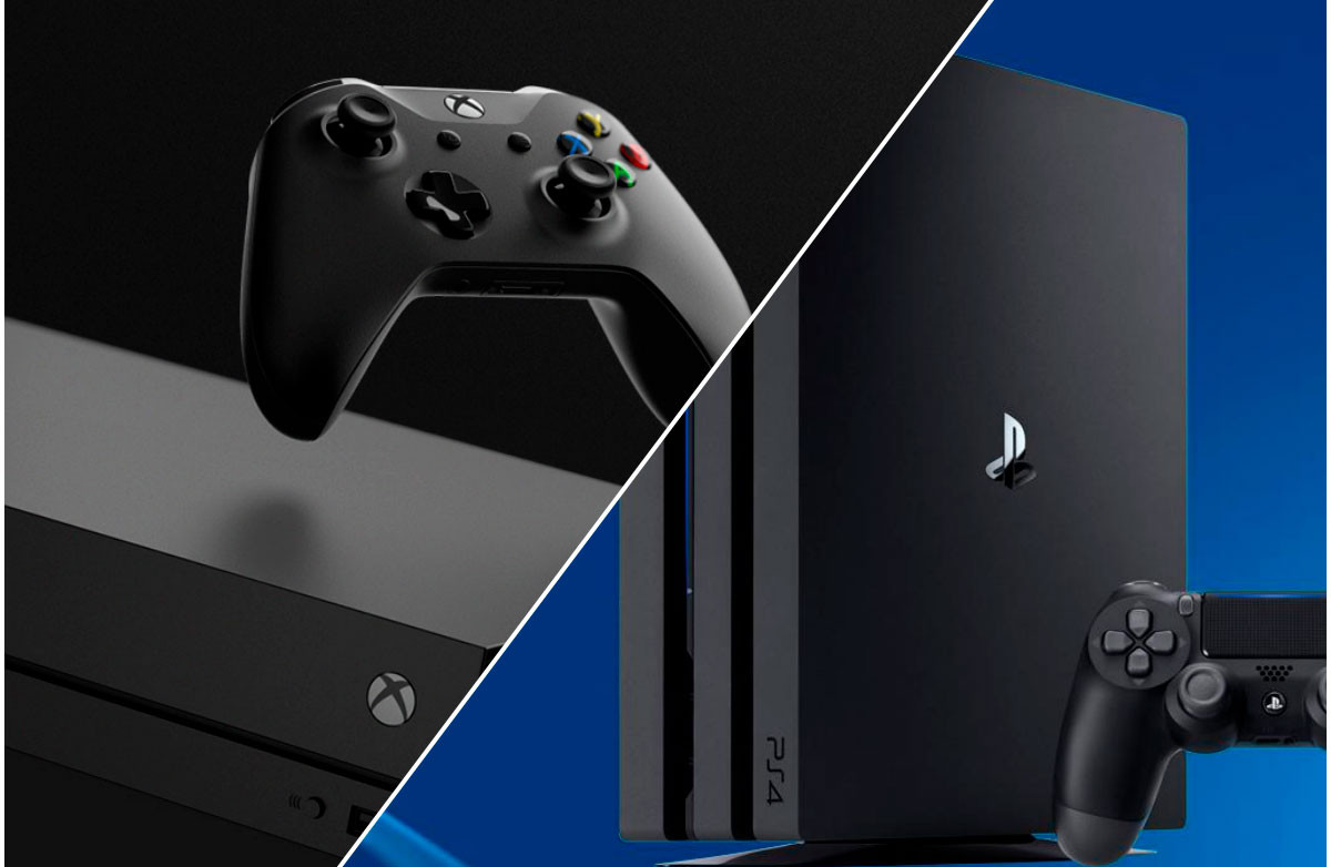 Comprar Playstation 4 Pro Contemporáneo Xbox E X Contra Playstation 4 Pro Potencia Juegos Y Precio Of Comprar Playstation 4 Pro Único Prar sony Ps4 Playstation 4 Pro 1tb Fifa 18 Consola
