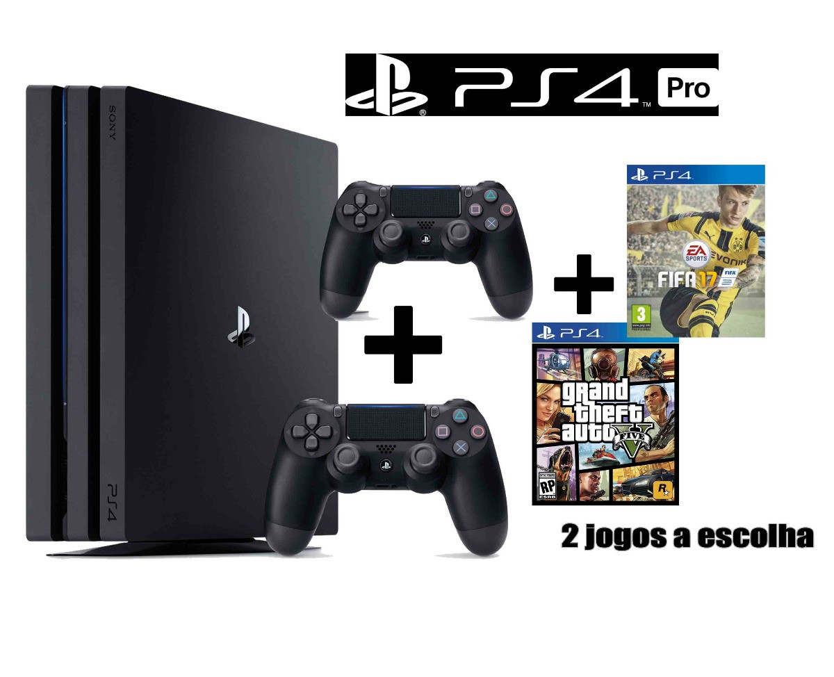 Comprar Playstation 4 Pro Encantador Playstation 4 Pro 4k 1tb Ps4 2 Controles 2 Jogos A Of Comprar Playstation 4 Pro Único Prar sony Ps4 Playstation 4 Pro 1tb Fifa 18 Consola