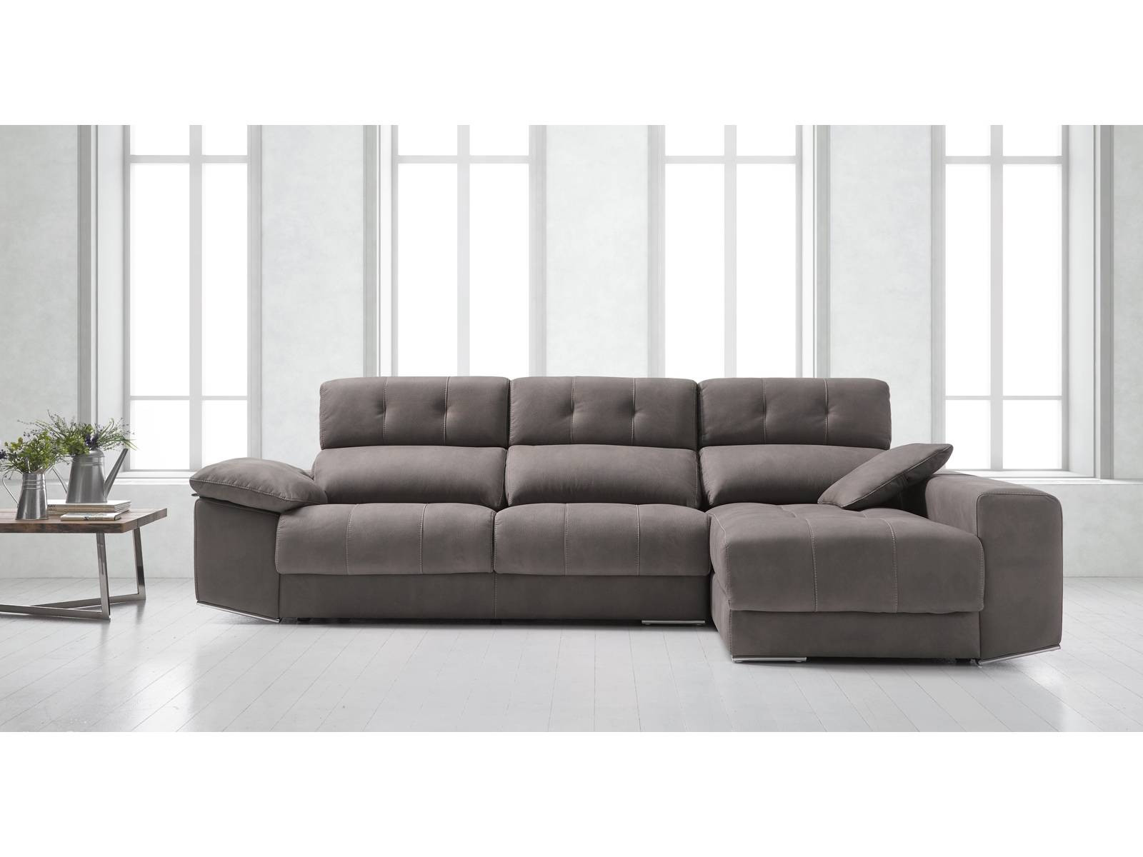 Comprar sofa Chaise Longue Adorable sofá Con Chaiselongue Mod Mónica Of 46  Magnífico Comprar sofa Chaise Longue