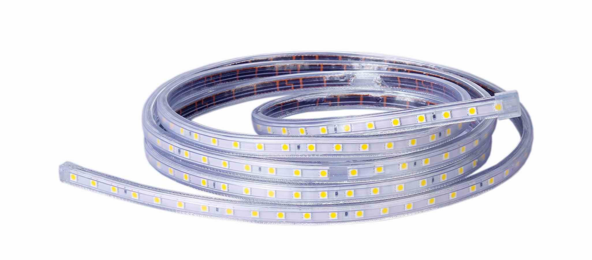 Comprar Tiras De Led Maravilloso Led Flexible Strip Light Smd5050 220v 30led Meter – Led Of Comprar Tiras De Led Increíble Tira De Led Chip Smd5050 Ip65 Rollo 5m Luz Cálida 12v Precio