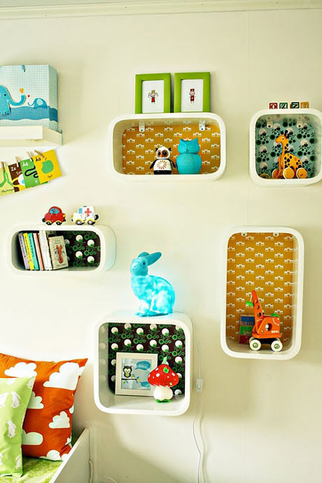 10 ideas faciles decoracion habitaciones infantiles
