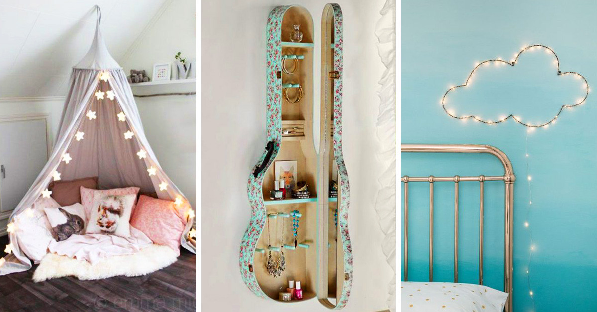 Cosas Para Decorar Tu Cuarto Maravilloso 15 Secillas Ideas Para Decorar Tu Habitación Y Sus Paredes Of Cosas Para Decorar Tu Cuarto Adorable único Manualidades Faciles Y Sencillas Diy Decora Tu