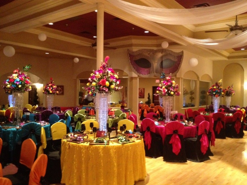 decoraciones para quinceaneras en salon