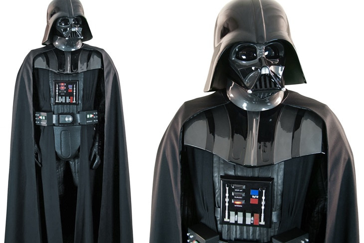 disfraces de star wars caseros darth vader video