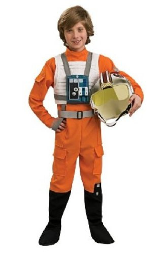 Disfraz Star Wars Niño Mejor Disfraz Star Wars De Luke Skywalker X Wing Pilot Para Niño Of 50  Lujo Disfraz Star Wars Niño