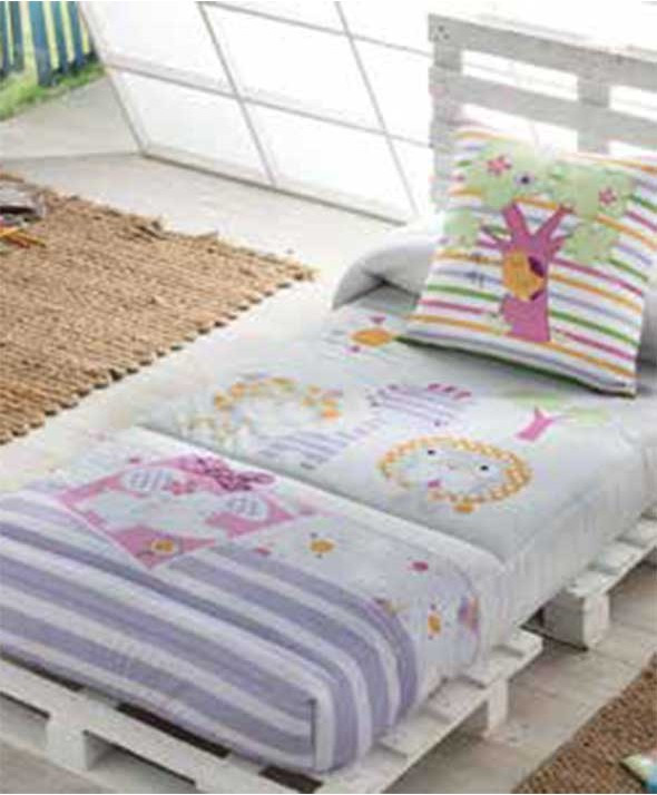 Edredon Ajustable Cama 90 atractivo Edredón Ajustable Percal Friends Of Edredon Ajustable Cama 90 Contemporáneo Edredón Ajustable Patch Reig Marti