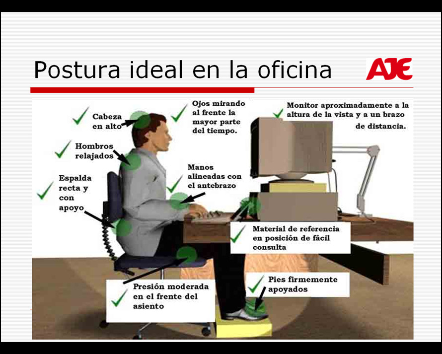 Ergonomia En La Oficina Brillante Tips Ergonómicos De Oficina Of Ergonomia En La Oficina Brillante Best 7 Ergonoma Ideas On Pinterest