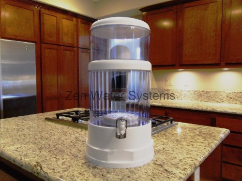 How to Zen Water Systems Countertop Filtration and
