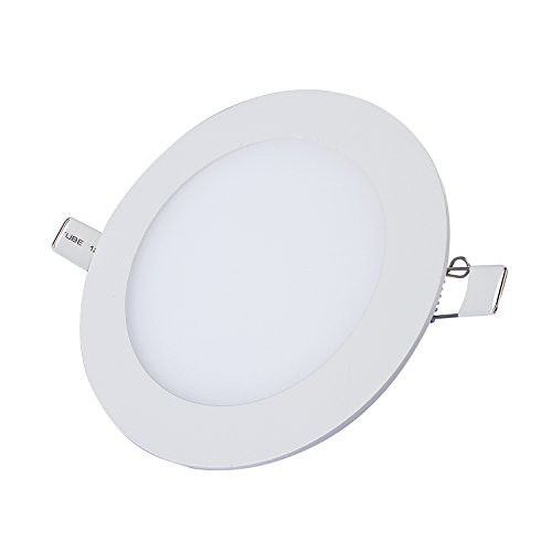 Focos De Techo Led Magnífica Downlight Led Ultrafino De 6w Liqoo Circular Luz Blanca Of 34  Impresionante Focos De Techo Led