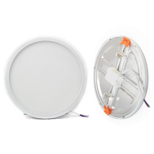 Focos Led Empotrables Extraplanos Lujo Downlight Panel 20w Redondo Corte Ajustable Of Focos Led Empotrables Extraplanos Brillante Downlights Led Extraplanos • Prar Line • Desde 4 29€