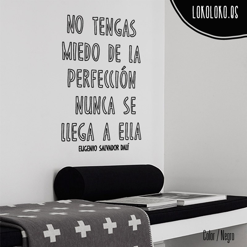 Frases En La Pared Decoracion Fresco Vinilo Decorativo De Textos Con Frases Famosas Para Pared Of 36  Gran Frases En La Pared Decoracion