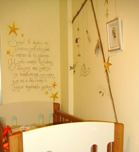Frases En La Pared Decoracion Perfecto 5 Pintura De Habitaciones Para NiÑos Y BebÉs Colores Of 36  Gran Frases En La Pared Decoracion
