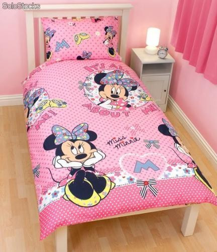 Funda nordica Cama 90 Mejor Funda nordica Minnie Mouse Cama 90 Of 38  Impresionante Funda nordica Cama 90