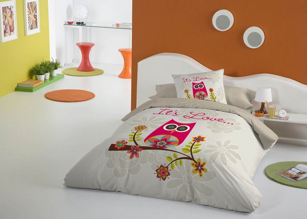 Funda nordica Infantil Cama 90 Gran Funda nordica Cama 90 It is Love Euromoda Of 48  Arriba Funda nordica Infantil Cama 90