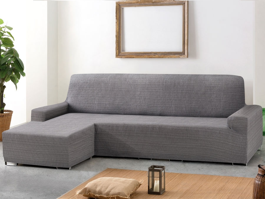 Funda sofa Chaise Longue Arriba Funda sofá Chaise Longue Ajustable Aquiles Of 37  Innovador Funda sofa Chaise Longue