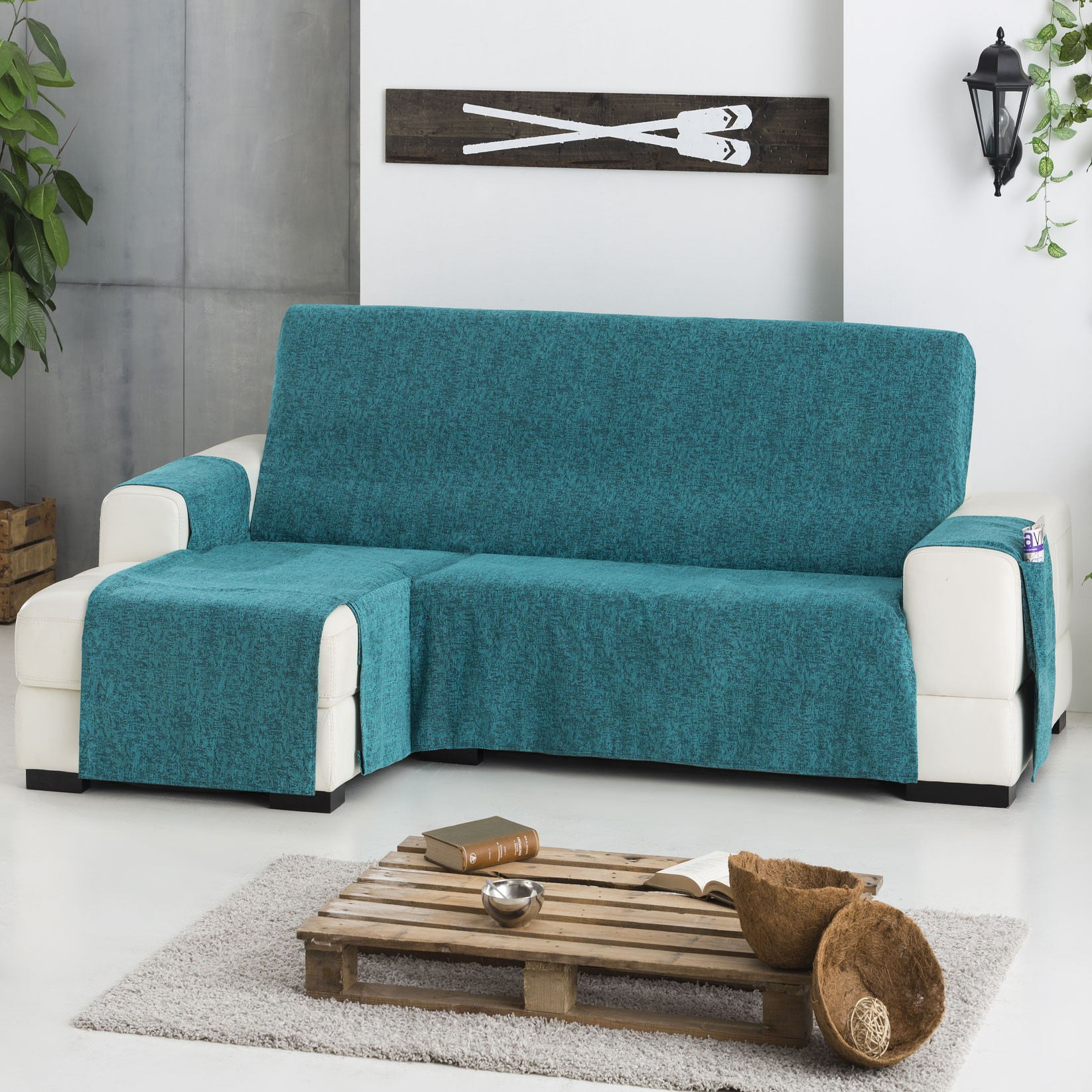 funda sofa chaise longue practica dream