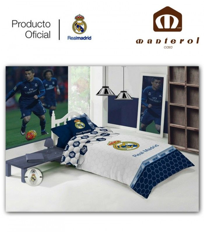 Fundas nordicas De Marca Fresco Funda Nórdica Real Madrid Hexágonos Marca Manterol Of 35  Adorable Fundas nordicas De Marca