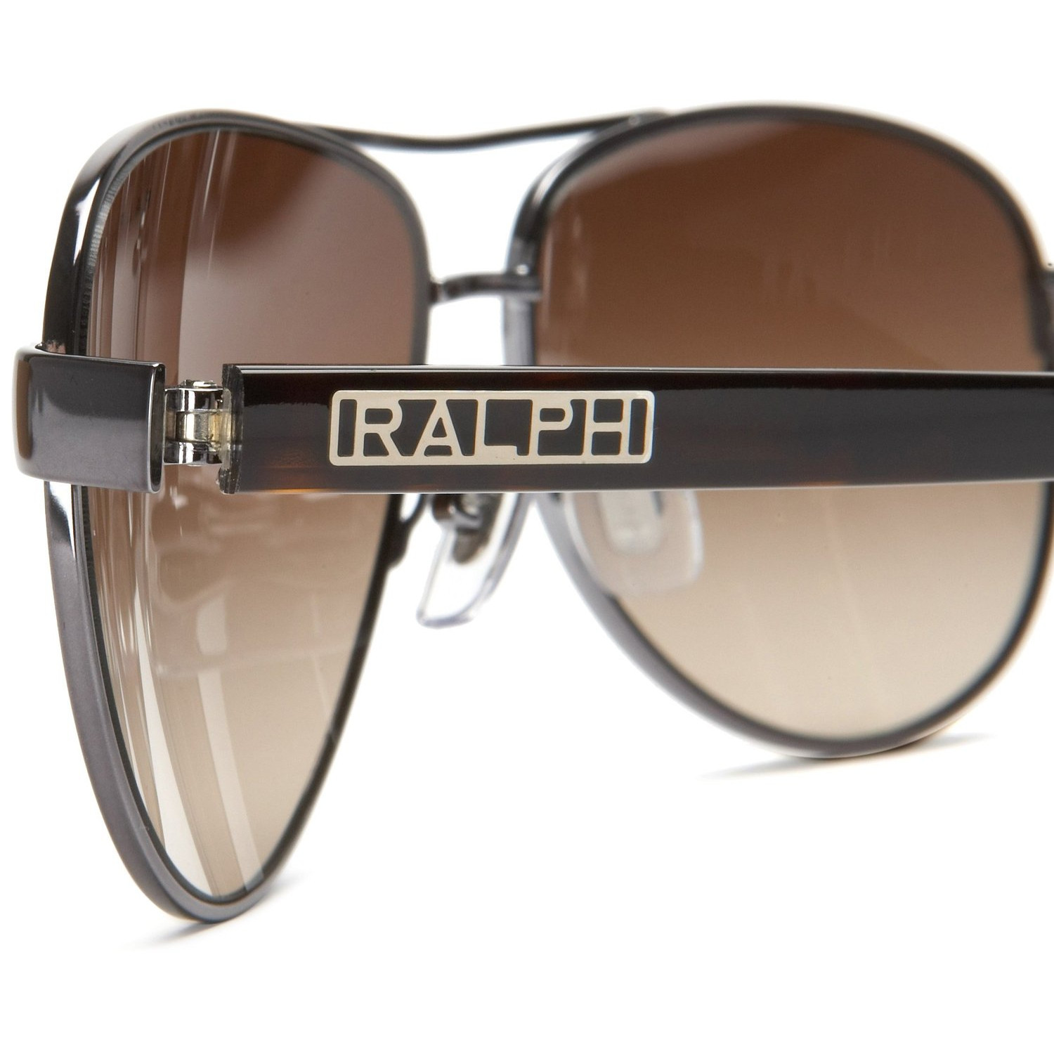 9248 gafas ralph lauren aviator color marron para hombre